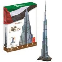 BURJ KHALIFA MAKET (3D PUZZLE)