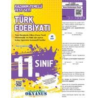 11. SINIF TÜRK EDEBİYATI KAZANIM TEMELLİ TEST SETİ (40 ÇEŞİT)