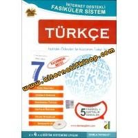 7.Sınıf Türkçe Konu Anlatımlı Fasikül Sistem