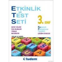 3. SINIF TÜM DERSLER ETKİNLİK VE TEST SETİ