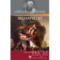 Muhayyelat - Giritli Ali Aziz Efendi