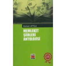Memleket Şiirleri Antolojisi Osman Attila