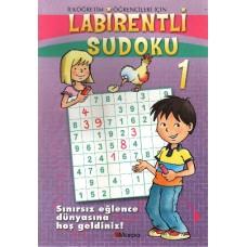LABİRENTLİ SUDOKU