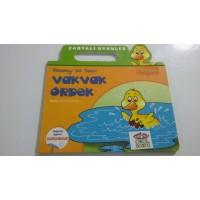 Çantalı Öyküler - Vakvak Ördek