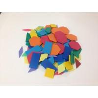 Örüntü Blokları (72 Parça )