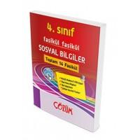 4. SINIF FASİKÜL FASİKÜL SOSYAL BİLGİLER