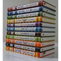 Saftirik Greg'in Günlüğü Serisi 11 Kitaplık Set