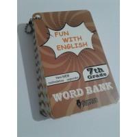 7. Sınıf Fun With English WORD BANK ( Resimli İngilizce Kelime Kartları)