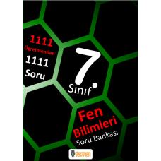 7. Sınıf Fen Bilimleri  Soru Bankası - Derman Yayınları