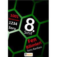 8. Sınıf Fen Bilimleri  Soru Bankası - Derman Yayınları