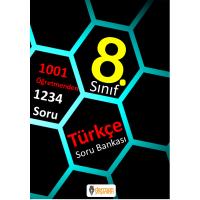 8. Sınıf Türkçe  Soru Bankası - Derman Yayınları