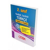 2. Sınıf Türkçe Fasikül Konu Anlatımlı Soru Bankası Çözüm Yayınları