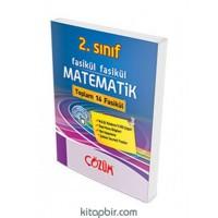 Çözüm 2. Sınıf Matematik Fasikül Konu Anlatımlı Soru Bankası