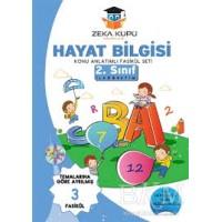 Zeka Küpü Yayınları - 2. Sınıf Hayat Bilgisi Konu Anlatımlı Soru Bankası (3 Fasikül)
