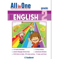 All in One English Grade 2
