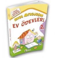 Dörtrenk Yayınları 2.Sınıf Okul Arkadaşım Ev Ödevleri