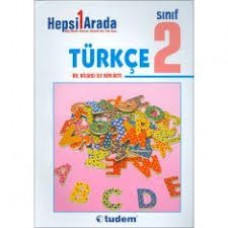 2. Sınıf Hepsi Bir Arada Türkçe - Dil Bilgisi İle Birlikte