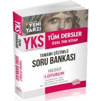 YKS Tüm Dersler Tamamı Çözümlü Soru Bankası Özel Tek Kitap