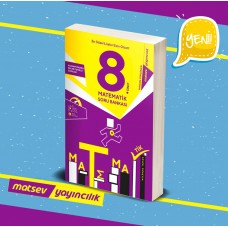 8. Sınıf Matematik Soru Bankası - Matsev Yayıncılık