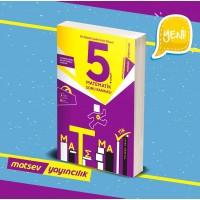 5. Sınıf Matematik Soru Bankası - Matsev Yayıncılık
